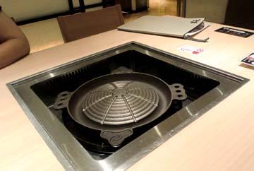 とてもシンプルな形の鍋