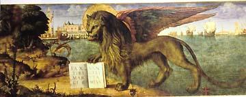 サン・マルコのライオン