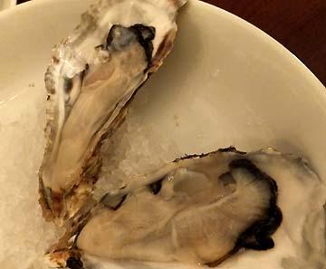 生牡蠣に目がないわたし。