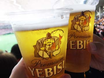 エビスビール