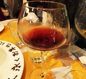 これまた深いワインでした