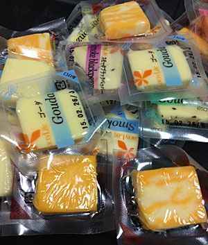 チーズも美味しい