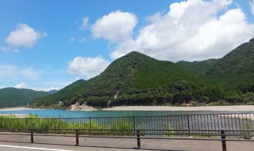 熊野川も下ってみたかった