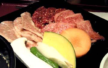 特選焼き肉セット